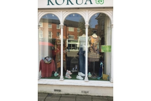 Shop Window From Wednesday 31st March