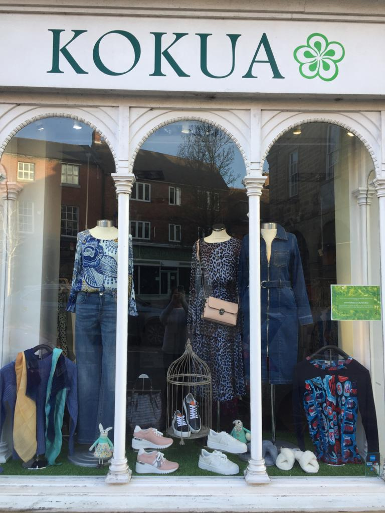 Shop Window From Wednesday 24th March