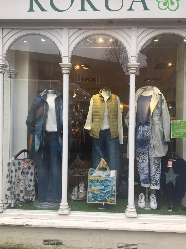 Shop Window Wednesday 10th March