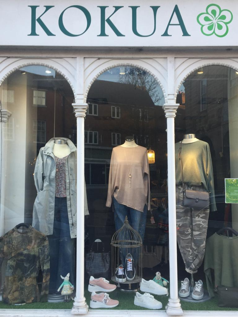 Shop Window Wednesday 17th March