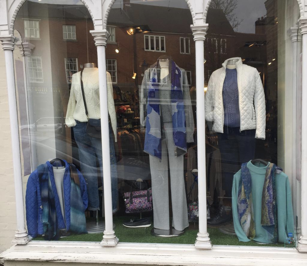 Shop Window From Wednesday 3rd February